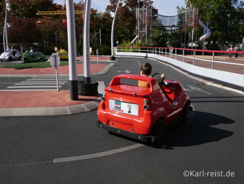 Budding Drivers Futuroscope Poitiers
