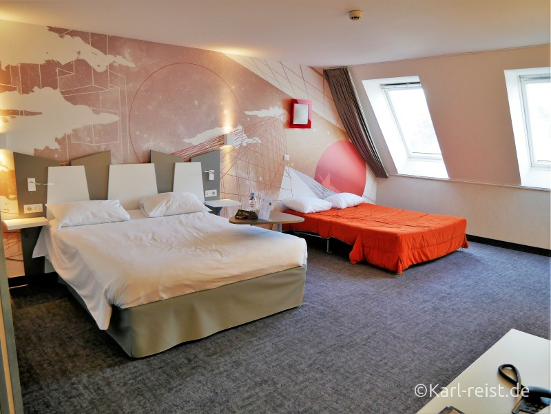Zimmer Ibis Styles Poitiers Hotel