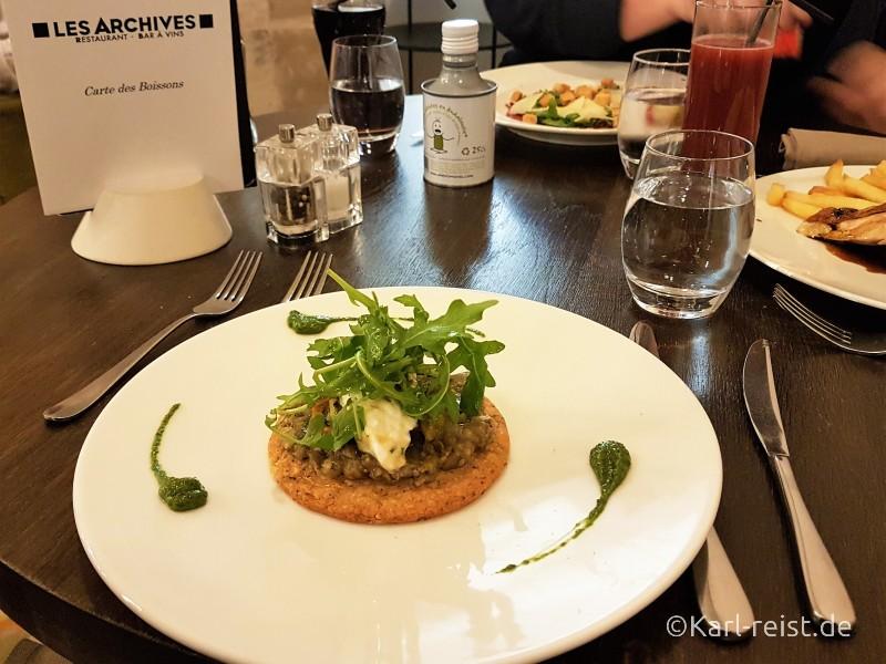 Restaurant les Archives Poitiers Mercure Hotel Poitiers