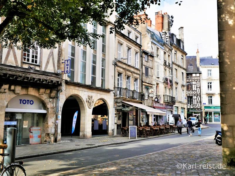 Bild Poitiers Frankreich Vienne Poitou Charentes
