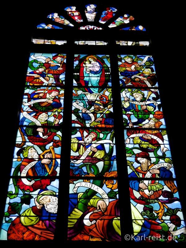 Notre Dame la Grande de Poitiers Kirche Frankreich