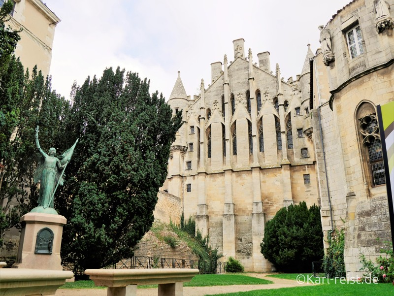 Poitiers Justizpalast