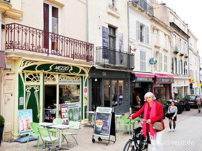 Innenstadt Poitiers