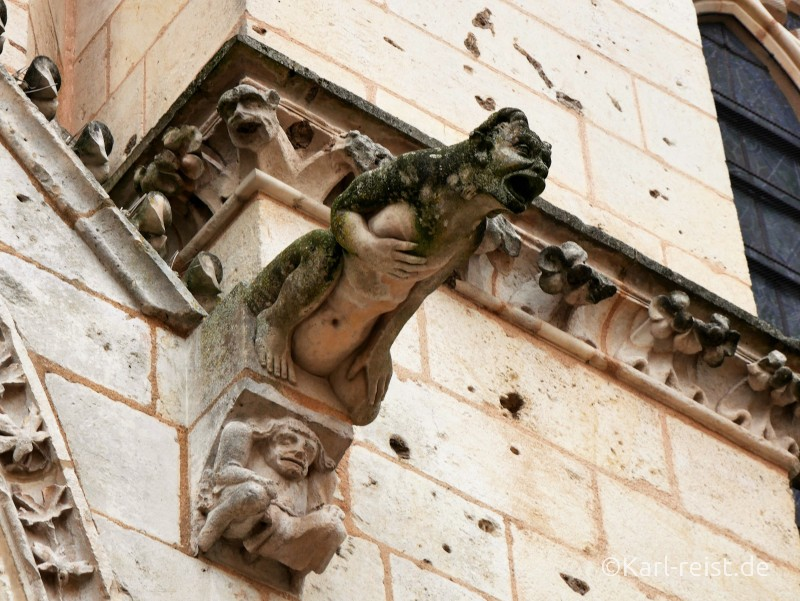 Poitiers Kathedrale Cathédrale de Saint Pierre