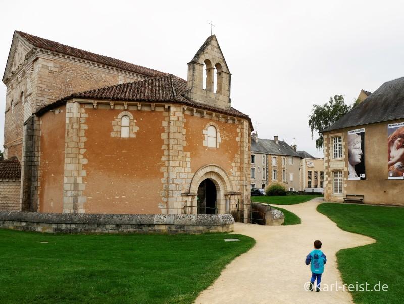 Baptisterium St Jean de Poitiers