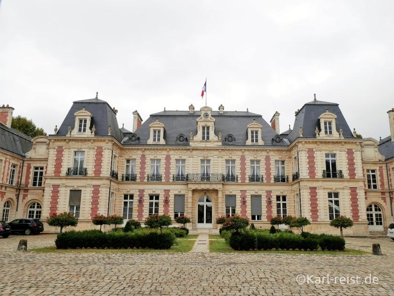 Poitiers Prefecture de la Vienne