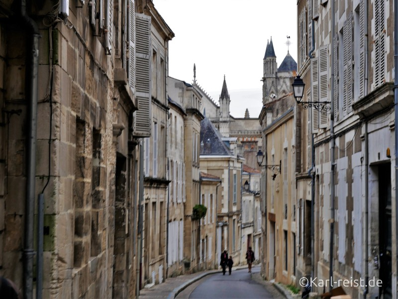 Poitiers Frankreich