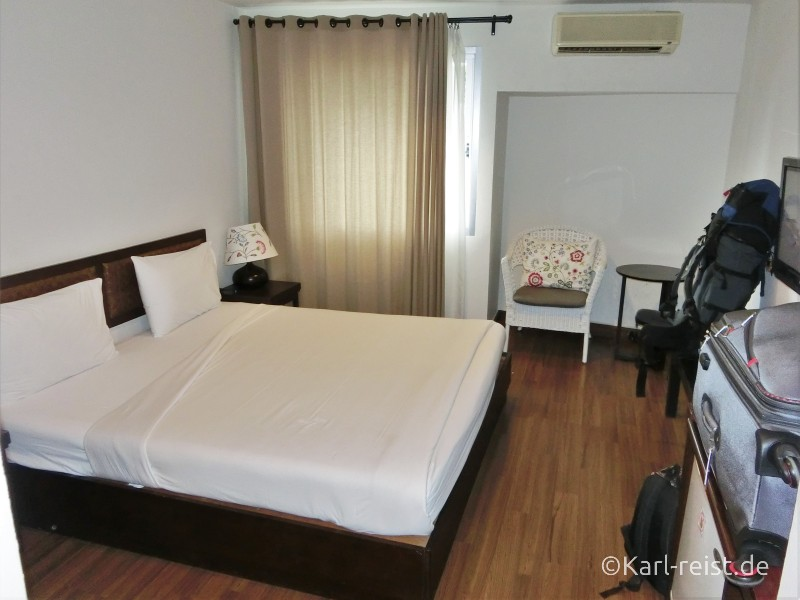 Chanthaburi Thailand Kasemsarn Hotel