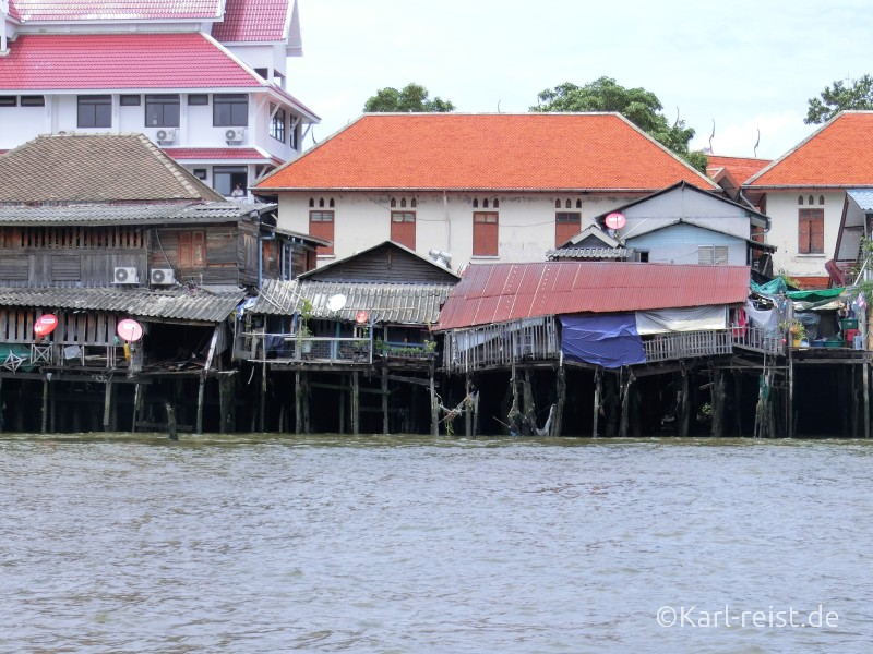 Chao Praya Touristenboot