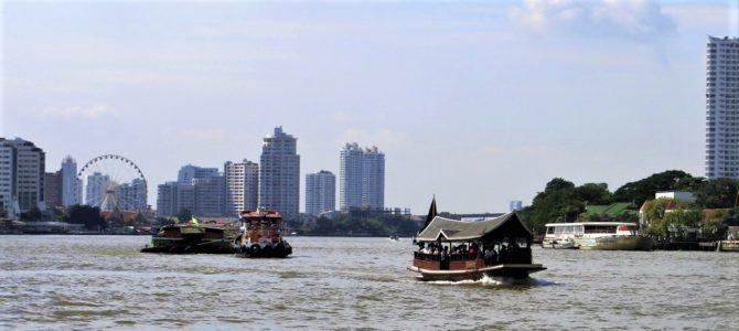 Auf Bootstour in Bangkok und ab in die berühmte Khao San Road