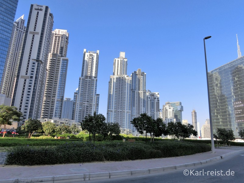 Dubai Downtown Business Bay