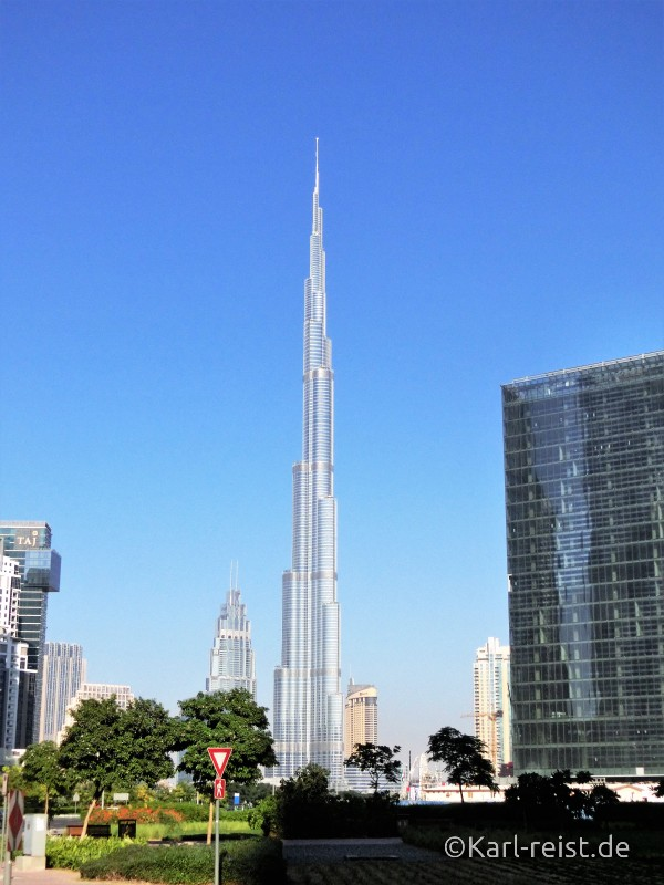 Dubai Downtown Business Bay Burj Khalifa