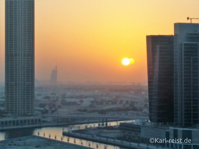 Hotel Steigenberger Dubai Business Bay Zimmeraussicht