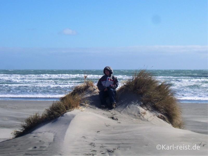 Farewell Spit Strand