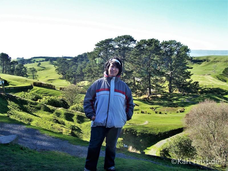 Hobbingen Hobbiton Matamata 2005