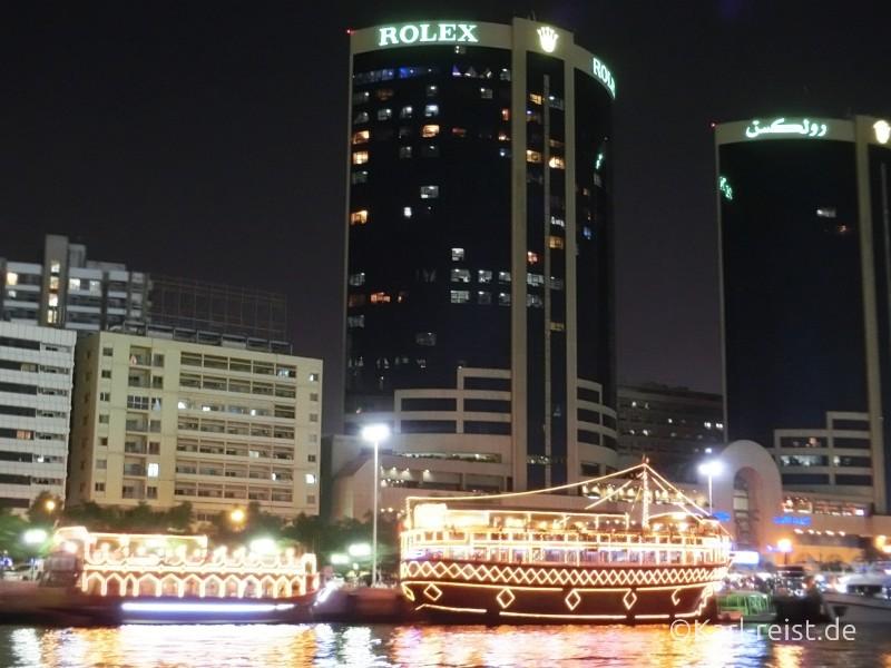 Dubai Creek Bootstour Abra