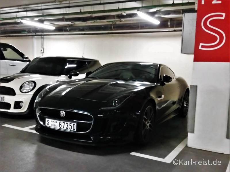 Dubai Autos Jaguar