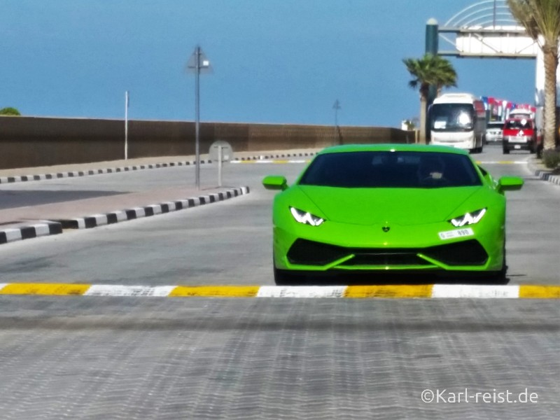 Dubai Autos Lamborghini