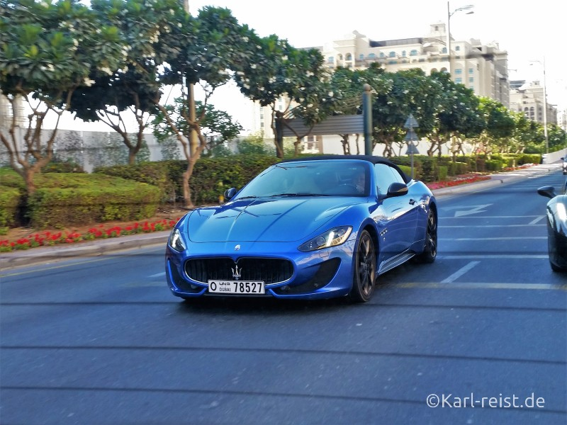 Dubai Autos Masserati