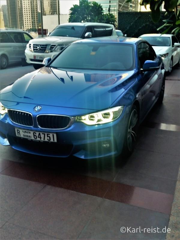Dubai Autos BMW
