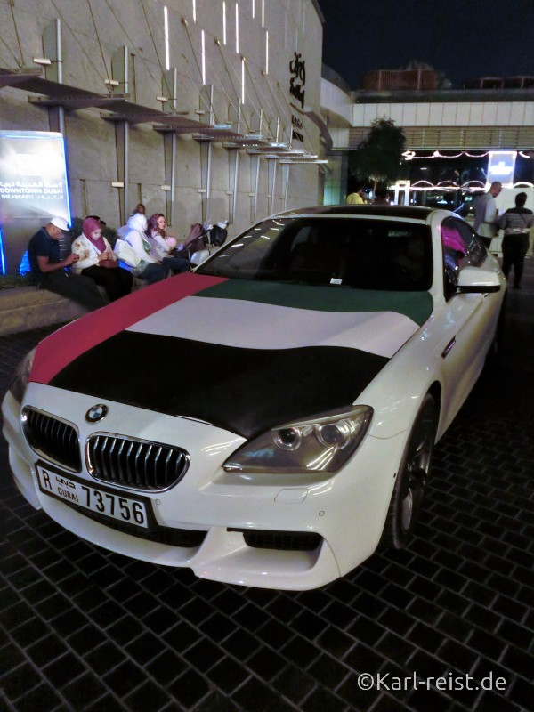 Dubai Autos BMW