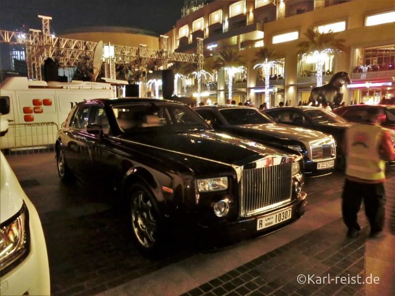 Dubai Autos Rolls Royce