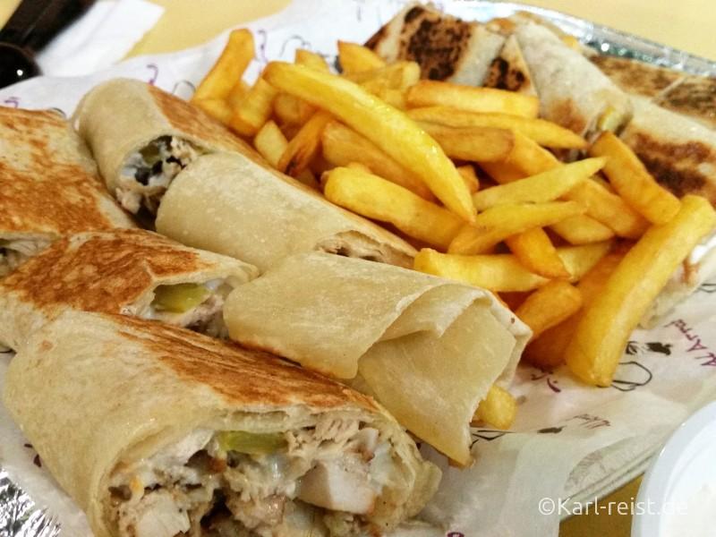 Shawarma dubai outlet mall
