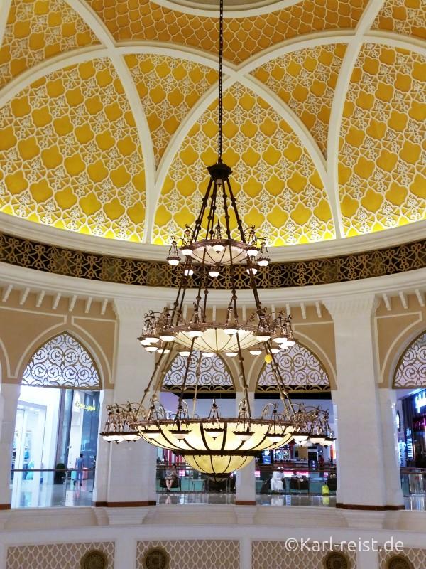 Dubai Mall Kronleuchter