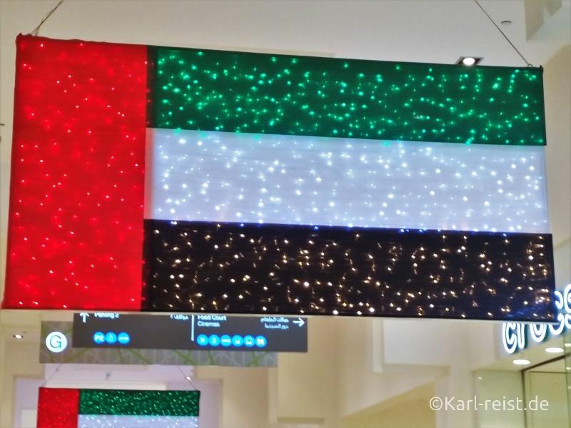 Dubai Flagge