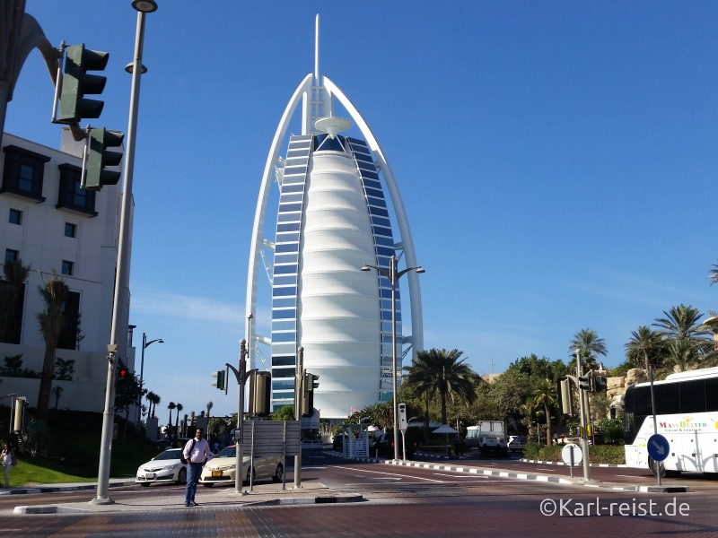 Burj Arab Hotel Dubai