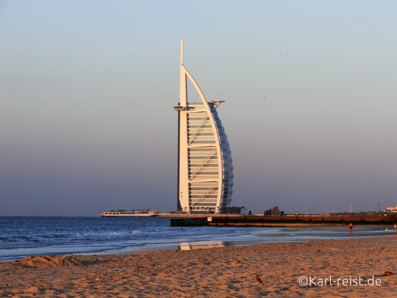 Burj Arab Sufouh Beach