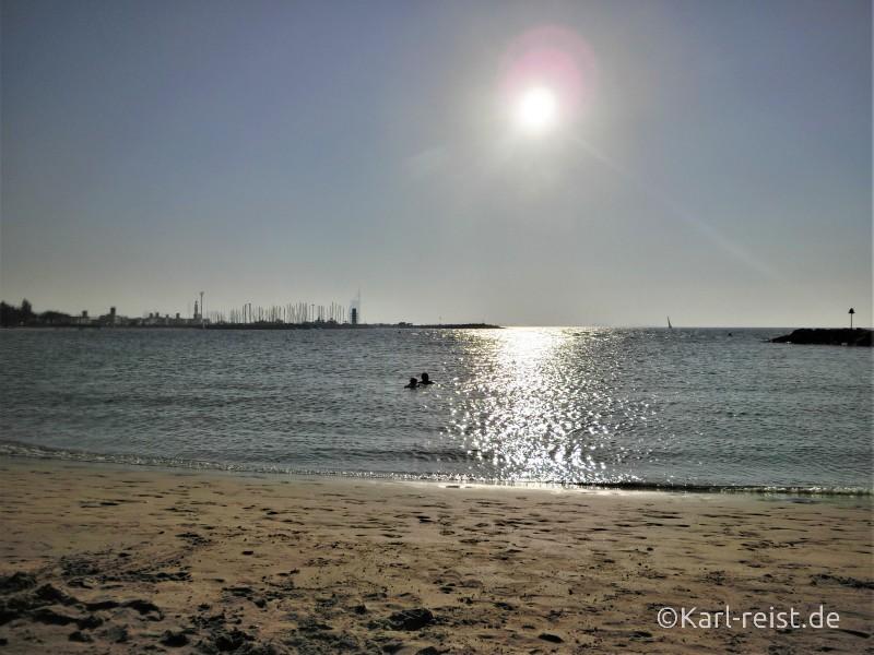 Aussieht Kite Beach