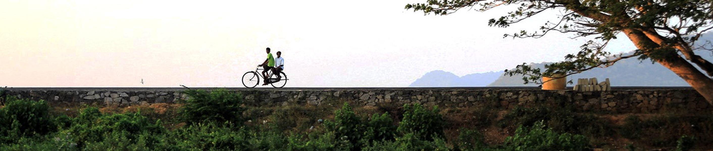 Fahrradtour Suedostasien