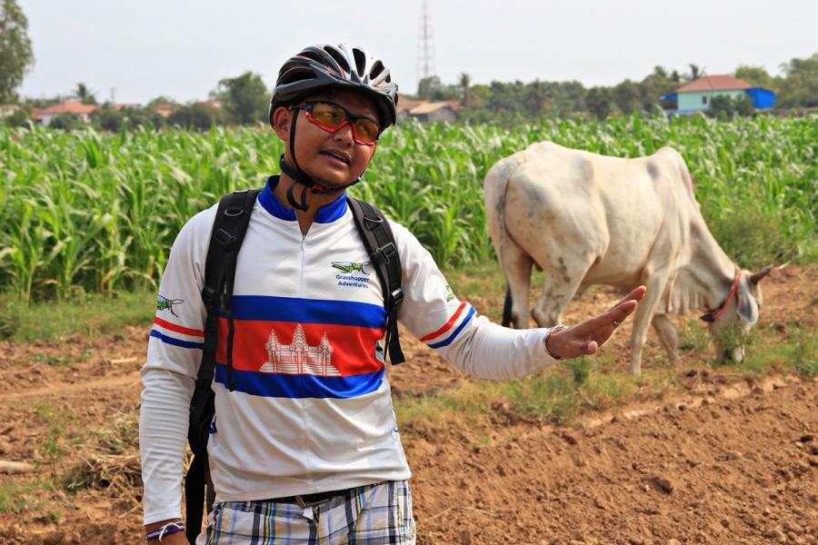 Fahrradtour Guide in Thailand