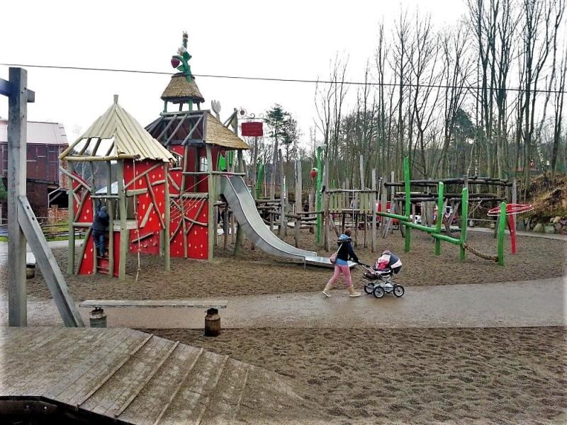 Karls Erlebnisdorf Mecklenburg Vorpommern Spielplatz