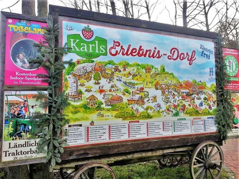 Karls Erlebnisdorf Mecklenburg Vorpommern