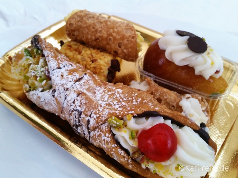 Sizilien Dessert