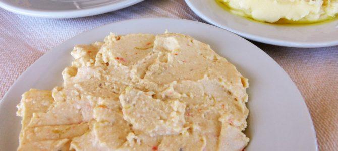 Schafskäsedip Rezept – Ein Feta Aufstrich wie griechische Chtipiti Creme