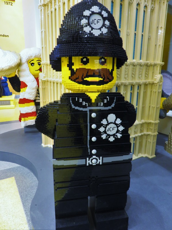 Lego Store Bobby