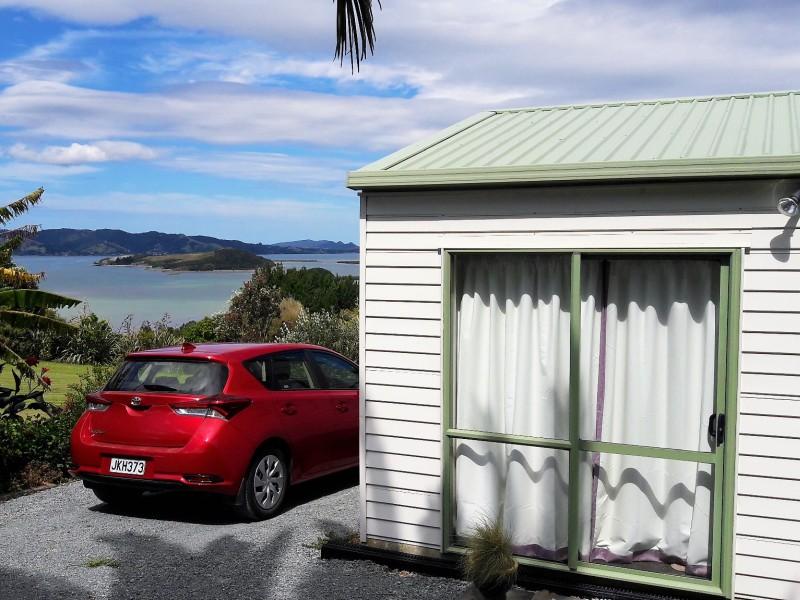 Unterkunft Whangarei Neuseeland