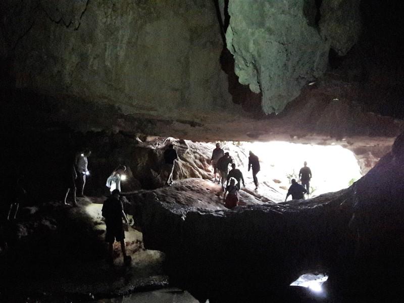Waipu Caves Neuseeland