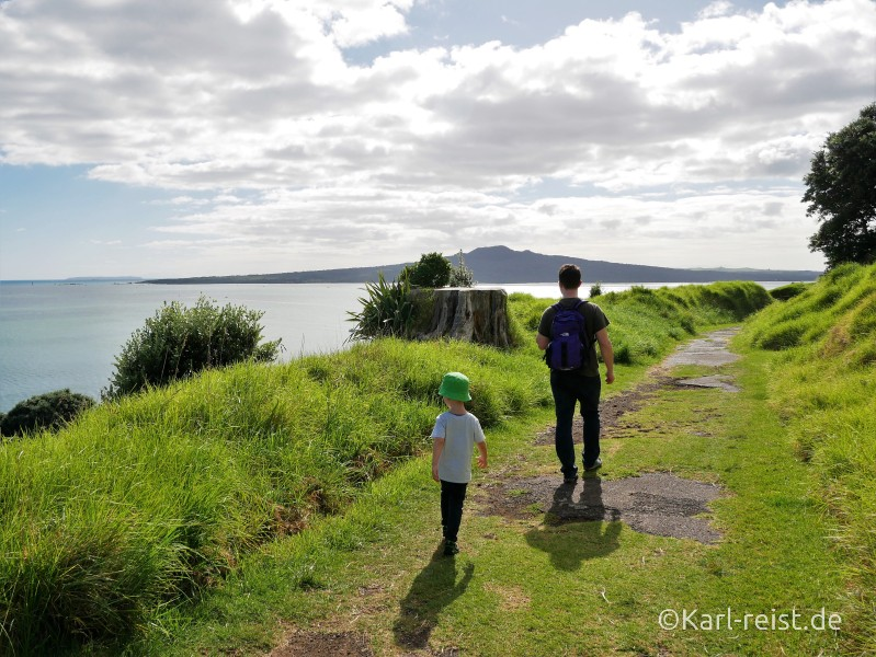 Devonport North Head Historic Reserve Auckland New Zealand Neuseeland