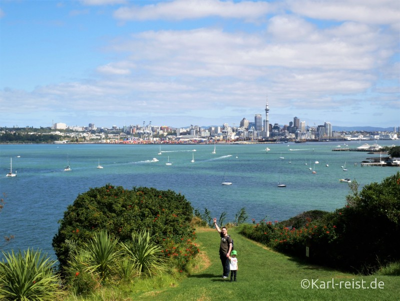 Devonport North Head Historic Reserve Ausblick