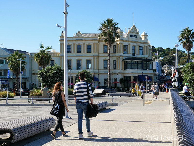 Devonport City Center