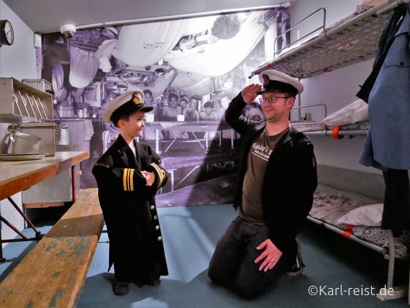 Devonport Torpedo Bay Navy Museum Fotobereich