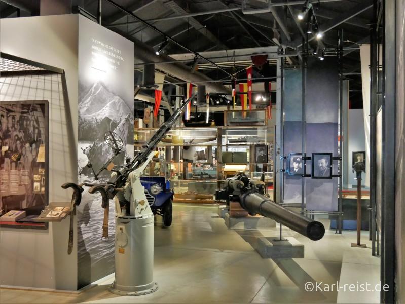 Devonport Torpedo Bay Navy Museum