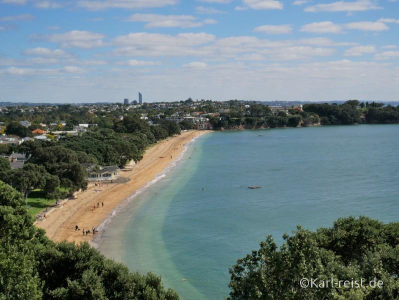 Devonport Auckland Cheltenham Beach