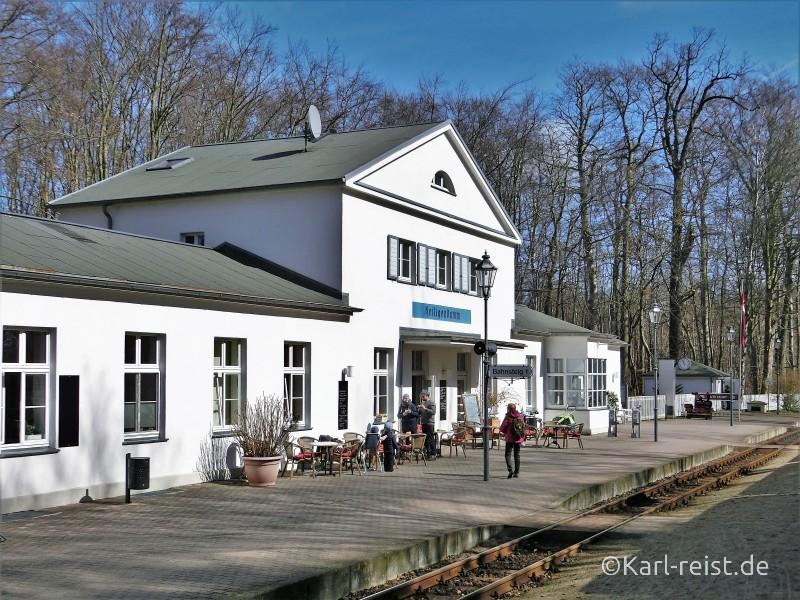 Mecklenburgische Bäderbahn Molli Bahn