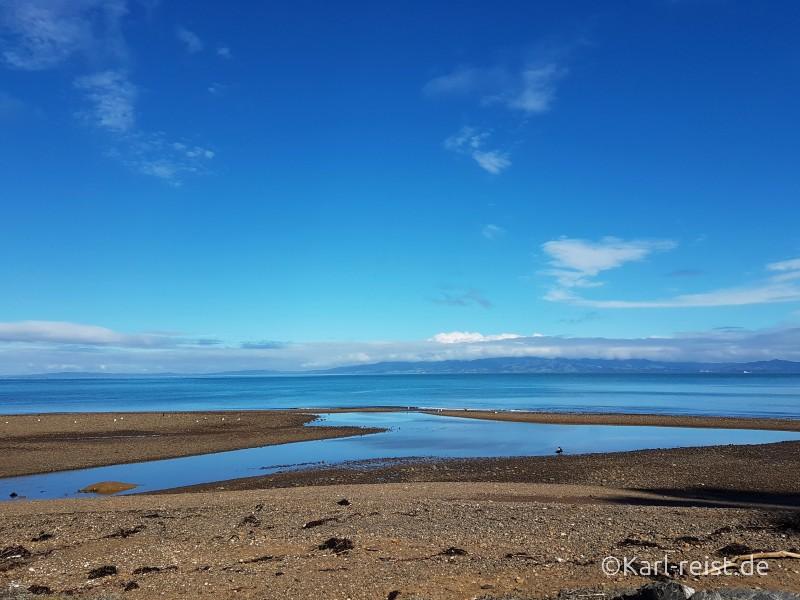 Neuseeland Nordinsel Coromandel Westseite