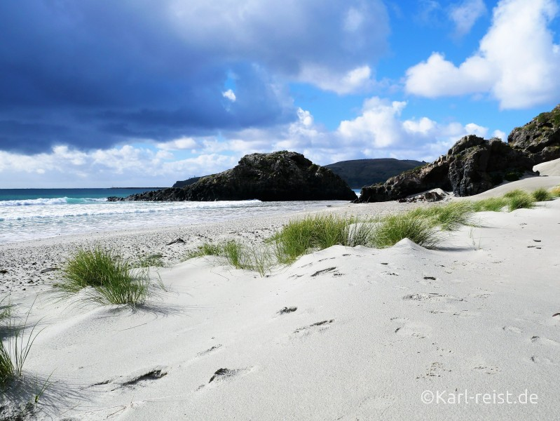 Neuseeland Südinsel Strand